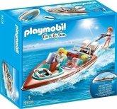 PLAYMOBIL® 9428 Motorboot mit Unterwassermotor