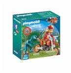 PLAYMOBIL® 9431 Motocross-Bike mit Raptor