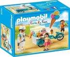 PLAYMOBIL® 9426 Fahrrad mit Eiswagen
