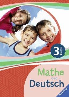 Lern-Detektive: Mathe und Deutsch 3. Klasse (Mängelexemplar)