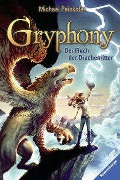 Der Fluch der Drachenritter / Gryphony Bd.4 (Mängelexemplar)