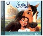 Spirit, wild und frei - Neue Freunde, 1 Audio-CD