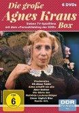 Die große Agnes Kraus Box - Sieben TV-Spielfilme mit dem >>Fernsehliebling der DDR DVD-Box