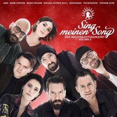 Sing Meinen Song-Das Weihnachtskonzert Vol.4 - Diverse