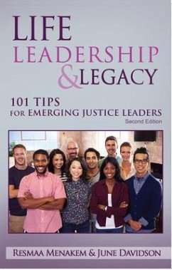 Life, Leadership, and Legacy (eBook, ePUB) - Menakem, Resmaa