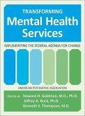 Transforming Mental Health Services (eBook, ePUB)
