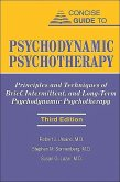 Concise Guide to Psychodynamic Psychotherapy (eBook, ePUB)