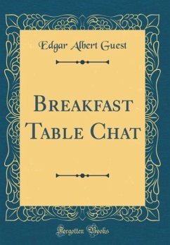 Breakfast Table Chat (Classic Reprint)