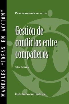 Managing Conflict with Peers (Spanish for Spain) (eBook, ePUB)