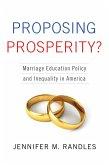 Proposing Prosperity? (eBook, ePUB)