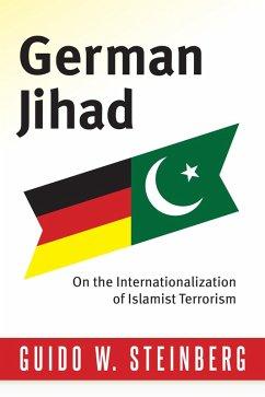 German Jihad (eBook, ePUB) - Steinberg, Guido