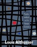 Psychoanalysis and the Human Sciences (eBook, ePUB)