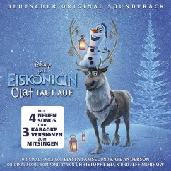 Die Eiskönigin: Olaf Taut Auf - Original Soundtrack