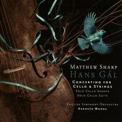 Cello Concertino & Works For Solo Cello