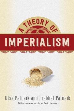A Theory of Imperialism (eBook, ePUB) - Patnaik, Utsa; Patnaik, Prabhat
