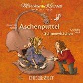 """Die ZEIT-Edition """"Märchen Klassik für kleine Hörer"""" - Aschenputtel und Schneewittchen mit Musik von Gioachino Rossini und Giuseppe Verdi (MP3-Download)"""