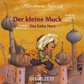"""Die ZEIT-Edition """"Märchen Klassik für kleine Hörer"""" - Der kleine Muck und Das kalte Herz mit Musik von Wolfgang Amadeus Mozart und Ludwig van Beethoven (MP3-Download)"""