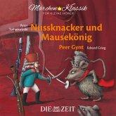 """Die ZEIT-Edition """"Märchen Klassik für kleine Hörer"""" - Nussknacker und Mausekönig und Peer Gynt mit Musik von Peter Tschaikowski und Edvard Grieg (MP3-Download)"""