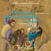 """Die ZEIT-Edition """"Märchen Klassik für kleine Hörer"""" - Ali Baba und die vierzig Räuber und Das Zauberpferd mit Musik von Johann Strauss (Sohn) und Franz Schubert (MP3-Download)"""