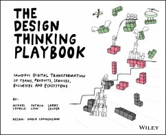 The Design Thinking Playbook - Lewrick, Michael; Link, Patrick; Leifer, Larry