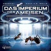 Das Imperium der Ameisen, 1 Audio-CD