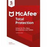 McAfee Total Protection 5 Geräte / 12 Monate (Download für Windows)