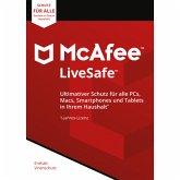 McAfee LiveSafe Unlimited Devices / 12 Monate (Download für Windows)