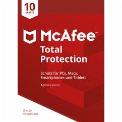 McAfee Total Protection 10 Geräte / 12 Monate (Download für Windows)