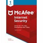 McAfee Internet Security 2018 1 Gerät / 12 Monate (Download für Windows)