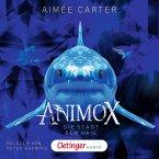 Die Stadt der Haie / Animox Bd.3 (MP3-Download)