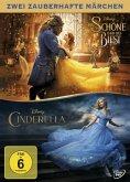 Die Schöne und das Biest, Cinderella - 2 Disc DVD