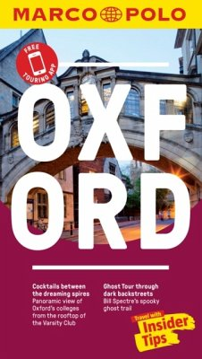 Oxford Marco Polo Pocket Travel Guide 2018 - wi...