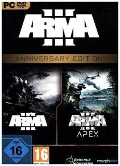 ARMA 3 Anniversary Edition (ARMA 3 + APEX)