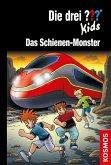 Das Schienen-Monster / Die drei Fragezeichen-Kids Bd.74 (eBook, ePUB)