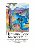 Hermann Hesse Kalender 2019