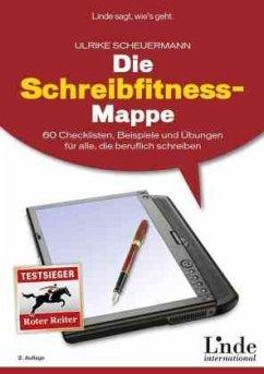 Die Schreibfitness-Mappe - Scheuermann, Ulrike