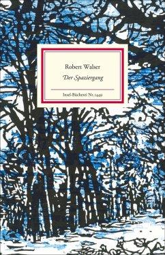 Der Spaziergang - Walser, Robert