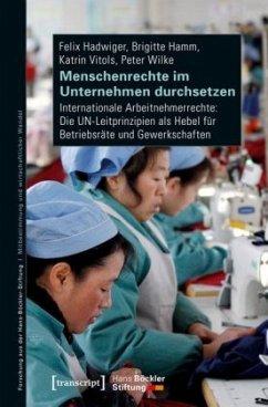 Menschenrechte im Unternehmen durchsetzen