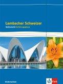Lambacher Schweizer Einführungsphase. Schülerbuch 11. Schuljahr. Ausgabe für Niedersachsen G9