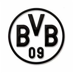 BVB 89140401 - BVB-Auto-Aufkleber schwarz, Boru...