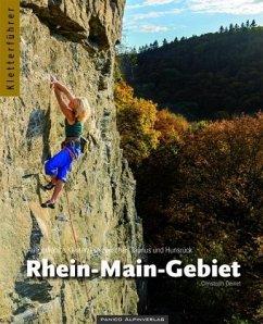 Kletterführer Rhein-Main-Gebiet - Deinet, Christoph