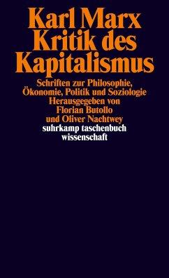 Kritik des Kapitalismus - Marx, Karl
