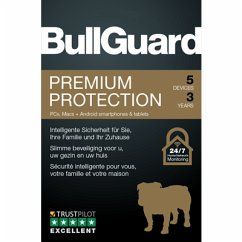 BullGuard Premium Protection 5 Geräte 36 Monate (Download für Windows)