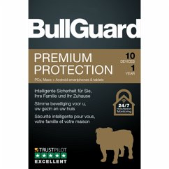 BullGuard Premium Protection 10 Geräte 12 Monate (Download für Windows)