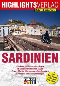 Motorrad-Reiseführer Sardinien - Berg, Christoph