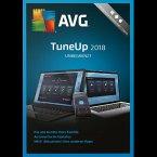 AVG TuneUp 2018 Unbegrenzte Geräte / 24 Monate Laufzeit (Download für Windows)