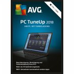 AVG PC TuneUp 2018 1 PC / 12 Monate (Download für Windows)