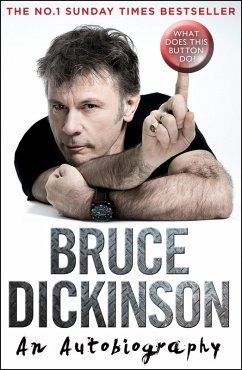 What Does This Button Do? (eBook, ePUB) - Dickinson, Bruce