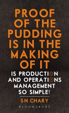 9789386643049 - Chary, S N: Proof of The Pudding Is In The Making Of It (eBook, ePUB) - पुस्तक