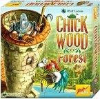 Zoch 601105115 - Chickwood Forest, Gesellschaftsspiel., Kartenspiel